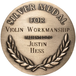 JH 2016 Silver Medal