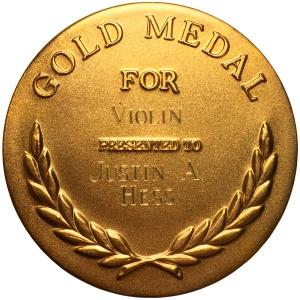 JH 2018 Gold Medal